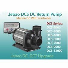 Jecod (Jebao) DCS Series (2000-12000) Marine DC Return Pump, DCT Series Upgrade