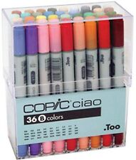 Too Copic Cha 36 color B set from japan F/S