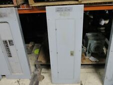 Ge Main Lug Circuit Breaker Panel Tlm4020Ccu Mod6 200A Max 120/208V 1Ph Used