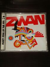ZWAN - MARY STAR OF THE SEA, CD Compact disc, TWO DISCS, Billy Corgan,  RARE