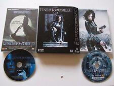 Underworld 1 & 2: Evolution de Len Wiseman avec Kate Beckinsale, 2DVD, Action