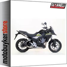 GIANNELLI KIT SCARICO X-PRO BLACK HONDA CB 500 X 2015 15 2016 16