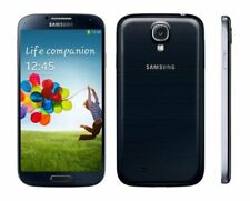 Cellulari e smartphone nero Samsung Galaxy S4 con touchscreen