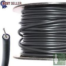 100 METROS ROLLO 7mm Cable De Encendido Ht - Núcleo De Cobre LUCAS hipalón Negro