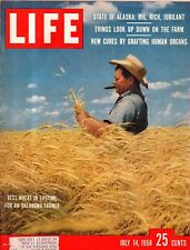 1958 Life July 14 - Cuba Captives; Alaska, Hawaii, Shari Lewis; Philco Predicta
