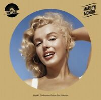 MARILYN MONROE - VINYLART,THE PREMIUM PICTURE DISC COLLECTION   VINYL LP NEU