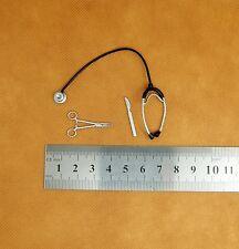 LC-30 1/6 HOT ZCWO Blackjack Stethoscope knife Scissors TOYS (X79-05 ) NEW