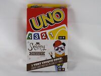 Mattel Games UNO Card Game & Snappy Dressers Card Game - New