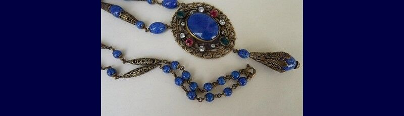Old Costume Jewelry