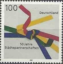Timbre Allemagne 1749 ** année 1997 lot 12193