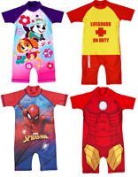 Boys Girls Kids Surf Sun Swimming Swim Suit Trunks Shorts Swimwear Costume 1-5
