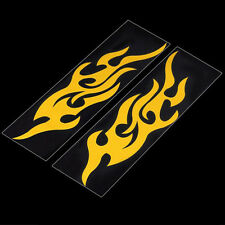 New Universal  Car Sticker Engine Hood Motorcycle Decal Decor Mural Vinyl Flame