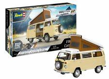 Revell 07676 VW T2 Camper easy-click-system - 1:24 - Bausatz - Neu