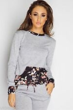 Plus Size Floral Activewear for Women with Pockets