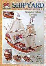 Shipyard 42: galeone proveniente REVENGE (1588) 1:96
