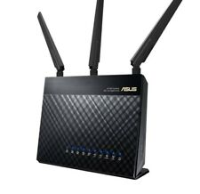 USED ASUS RT-AC1900P AC68P DUAL BAND GIGABIT Wireless Router 2.4GHZ/5GHZ