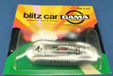 GAMA MINI-MOD 9600 - FIAT ABARTH - 1:46 - NEU in OVP - Modellauto - Model Car
