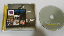 LINCOLN BREWSTER TODAY IS THE DAY CD 2008 CHRISTIAN ROCK POP HARD ROCK