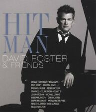 DAVID & FRIENDS FOSTER - HIT MAN  BLU-RAY NEW+