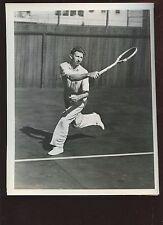 Original 1938 Don Budge Tennis Champion 8 X 10 Wire Photo
