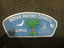 MINT CSP Indian Waters Council FOS TA-17