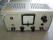 tube power supply for field coil speaker