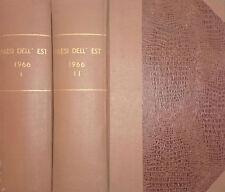 DOCUMENTAZIONE SUI PAESI DELL'EST CESES 1966 INTERA ANNATA