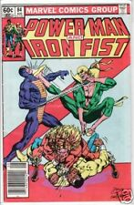 Power Man And Iron Fist - 084 - Marvel - August 1982