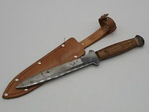 Couteau Vintage Widder Solingen Western Germany
