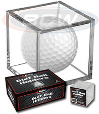 3 Stackable Display Cube Holder Case For Golf Ball Balls Golfballs