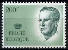 Belgium 1982-90 SG#2731, 200f King Baudouin MNH #D48401