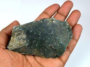 Natural Malachite Chrysocolla Gemstone Rough 825 Carat African Untreated