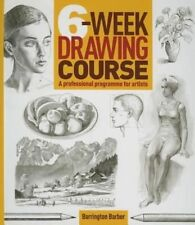 6-Week Drawing Course, Barrington Barber, Excellent Book