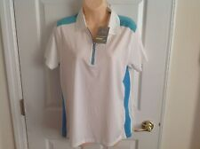 Page & Tuttle women's  golf shirts cool swing NWT size M style P16S36 MSRP $49
