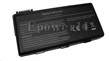 5200mah Battery BTY-L74 For MSI CR700 CX600X CX610 CX620 CX620X CX630 CX700