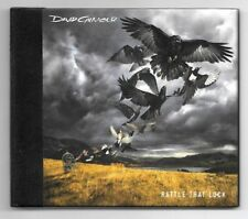 CD / DAVID GILMOUR - RATTLE THAT LOCK / ALBUM DIGIBOOK 10 TITRES  2015