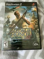 Medal of Honor Rising Sun Complete CIB PS2 PlayStation 2 VERY Fast Ship World!