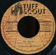 Anthony Johnson - We Rule NEW!!! Tuff Scout 152 7""