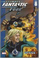 Ultimate Fantastic Four Vol. 8: Devils TPB Marvel