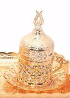 Authentique Vintage Turkish Ottoman Handmade Copper Coffee & Espresso Cup,Mug