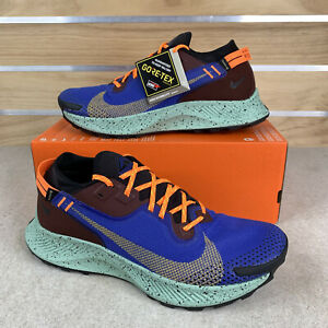 "Nike Pegasus Trail 2 Gore-Tex GTX ""Mystic Dates Blue"" Men's Sz 11.5 CU2016 600"