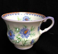 Vintage Aynsley English Bone China tea cup,vintage tea set item,cornflowers,g/c
