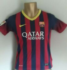 Barcelona # Neymar JR  2013/14 Nike Football Shirt Home with LFP Patch