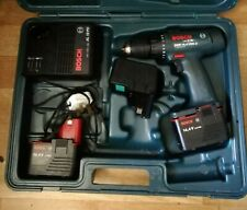 BOSCH GSR14,4 VE-2 Professional cordless drill + mega pack, 3 BATTS, 2 chargers