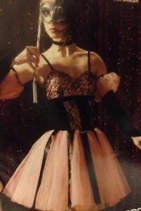 Dance Costume Ballet Professional Long Romantic skirt Music Box Dancer