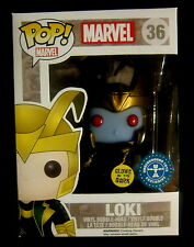 Marvel - Loki - Vinyl Figur - Limited Glow in the Dark Edition - Funko Pop!