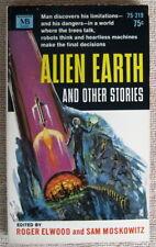 Alien Earth and Other Stories PB 1st MacFadden - Robert Bloch Ray Bradbury