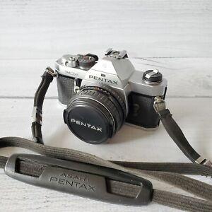 ASAHI PENTAX MX 35mm SLR FILM CAMERA 1:1.7 50mm LENS