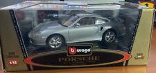 PORSCHE 911 Turbo BURAGO 1/18