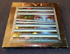 Eye hypnotic kaleidoscope board game 1987 by Serif- 100% complete